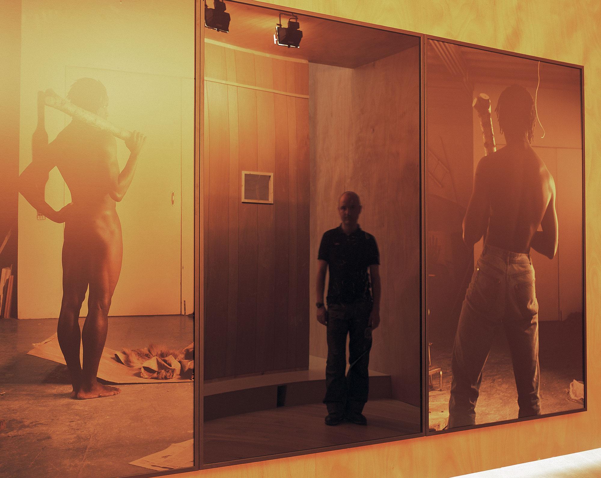 Txomin Badiola. Malas Formas 1990-2002. MACBA, Barcelona. Museo de Bellas Artes. Bilbao, 2002