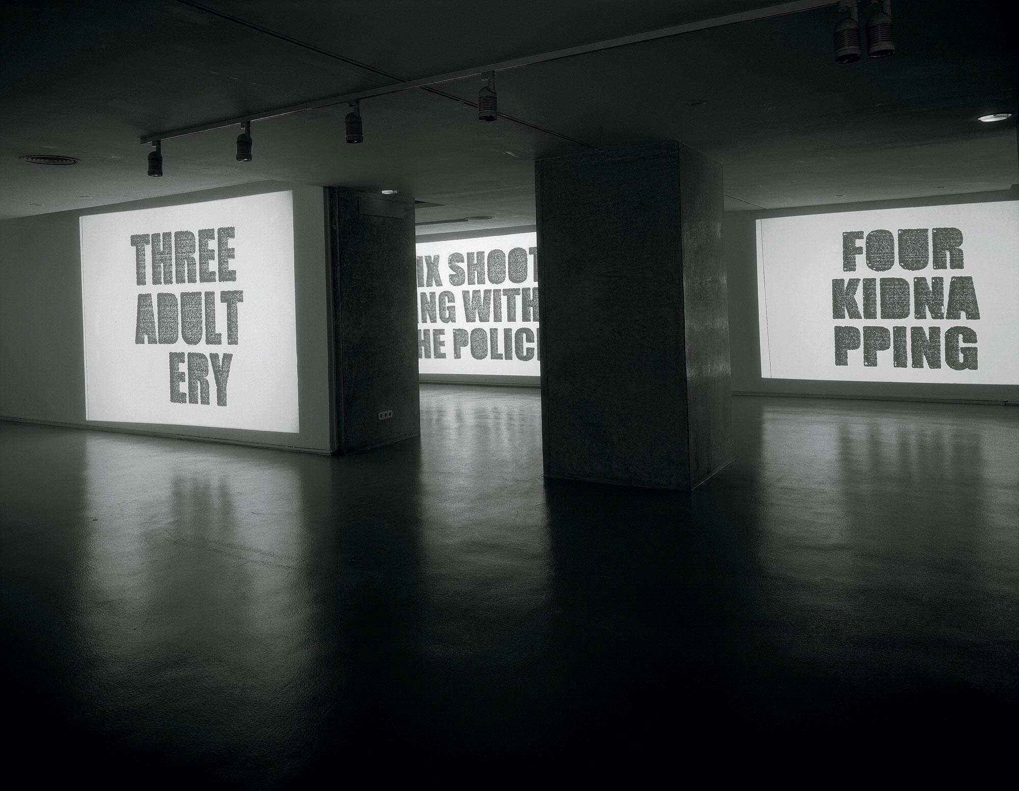 Jon Mikel Euba (2003) - Kill'em all+Fiesta 4 Puertas