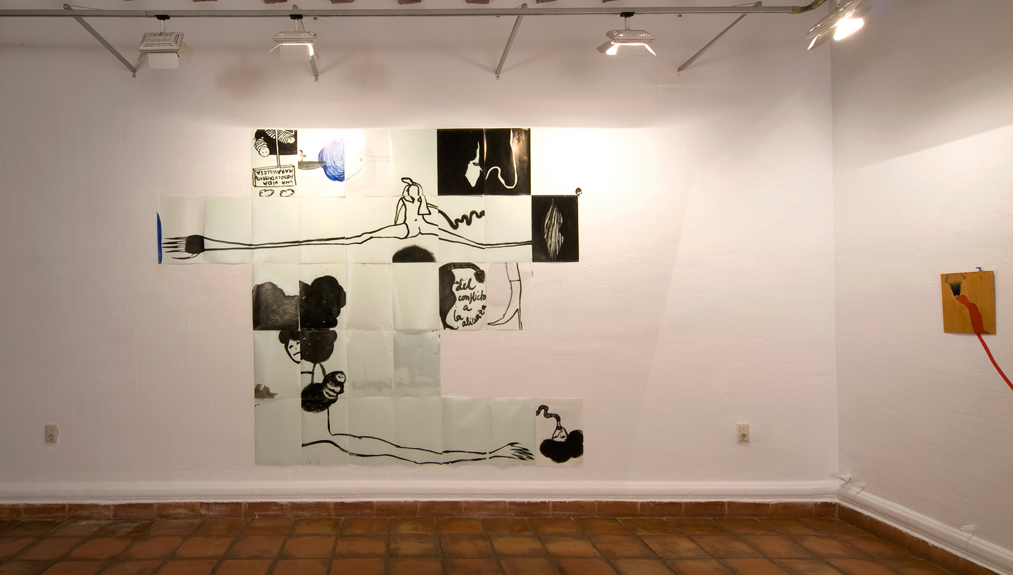 Susana Talayero (2008) - Desvíos y otras fabulaciones