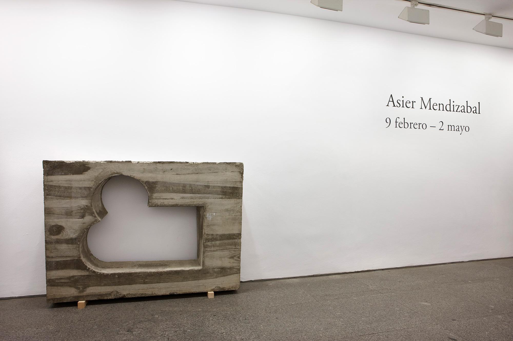 Asier Mendizabal (2011) - MNCARS