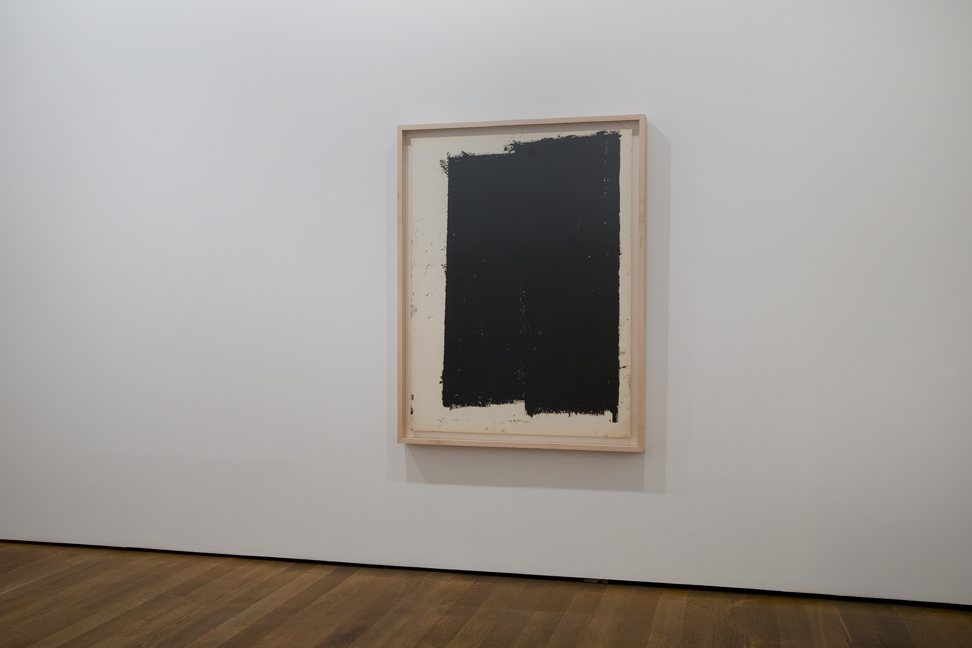 Richard Serra (2012) - Echoic Drawings