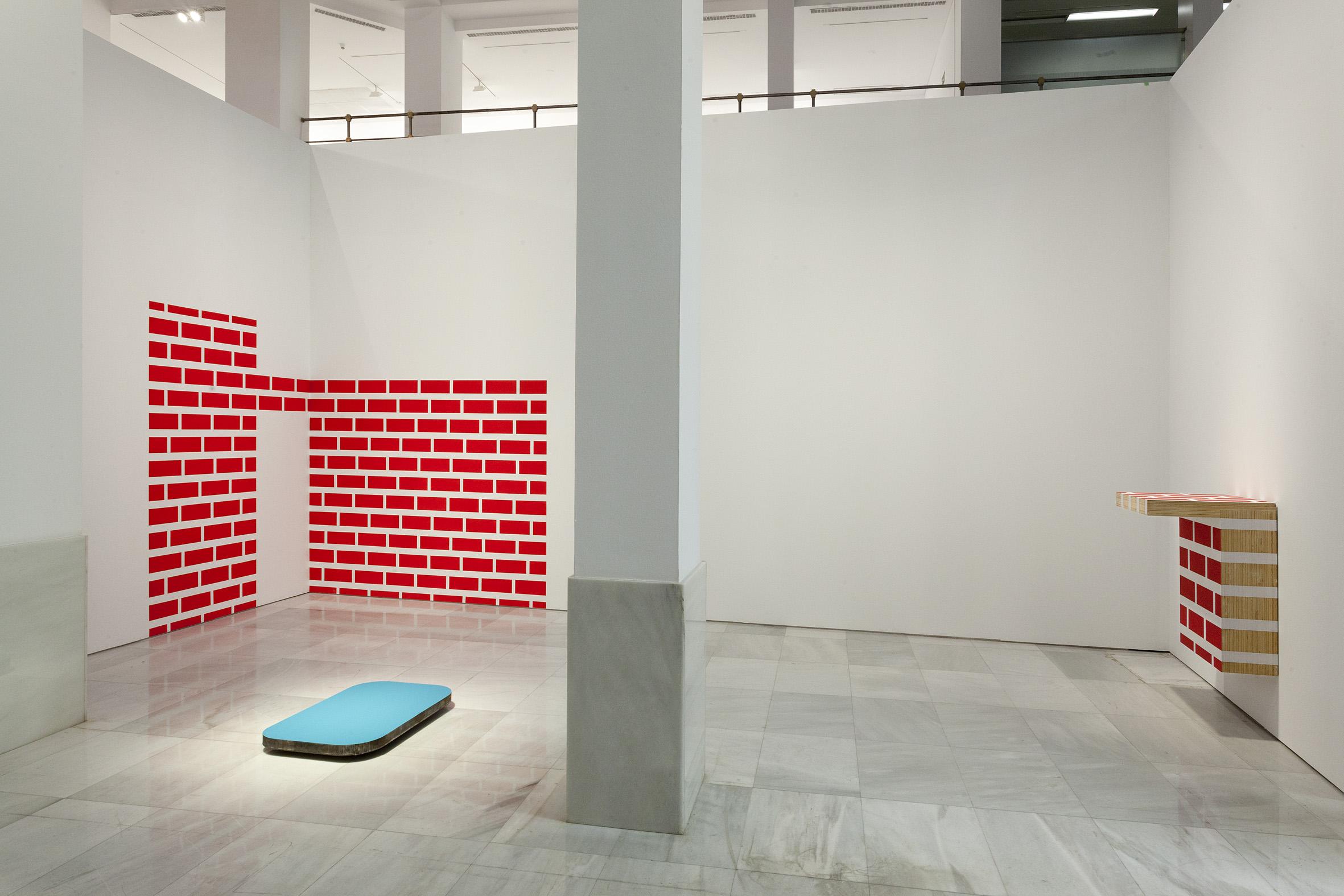 Pello Irazu (2015) - El muro incierto