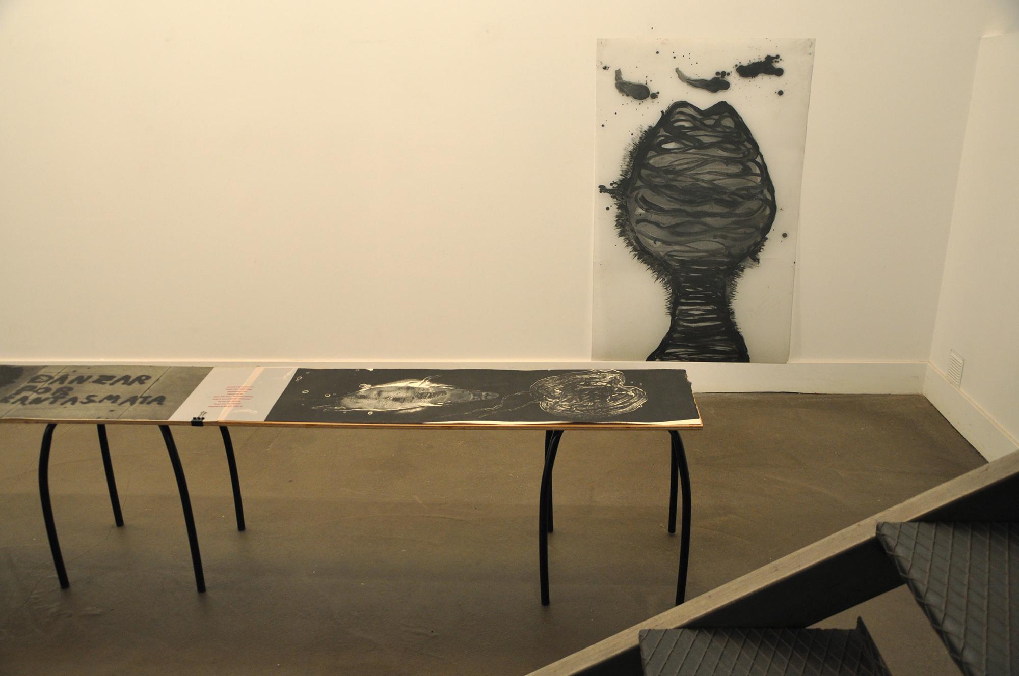 Susana Talayero (2012) - Reponer la mesa (procesos gráficos)