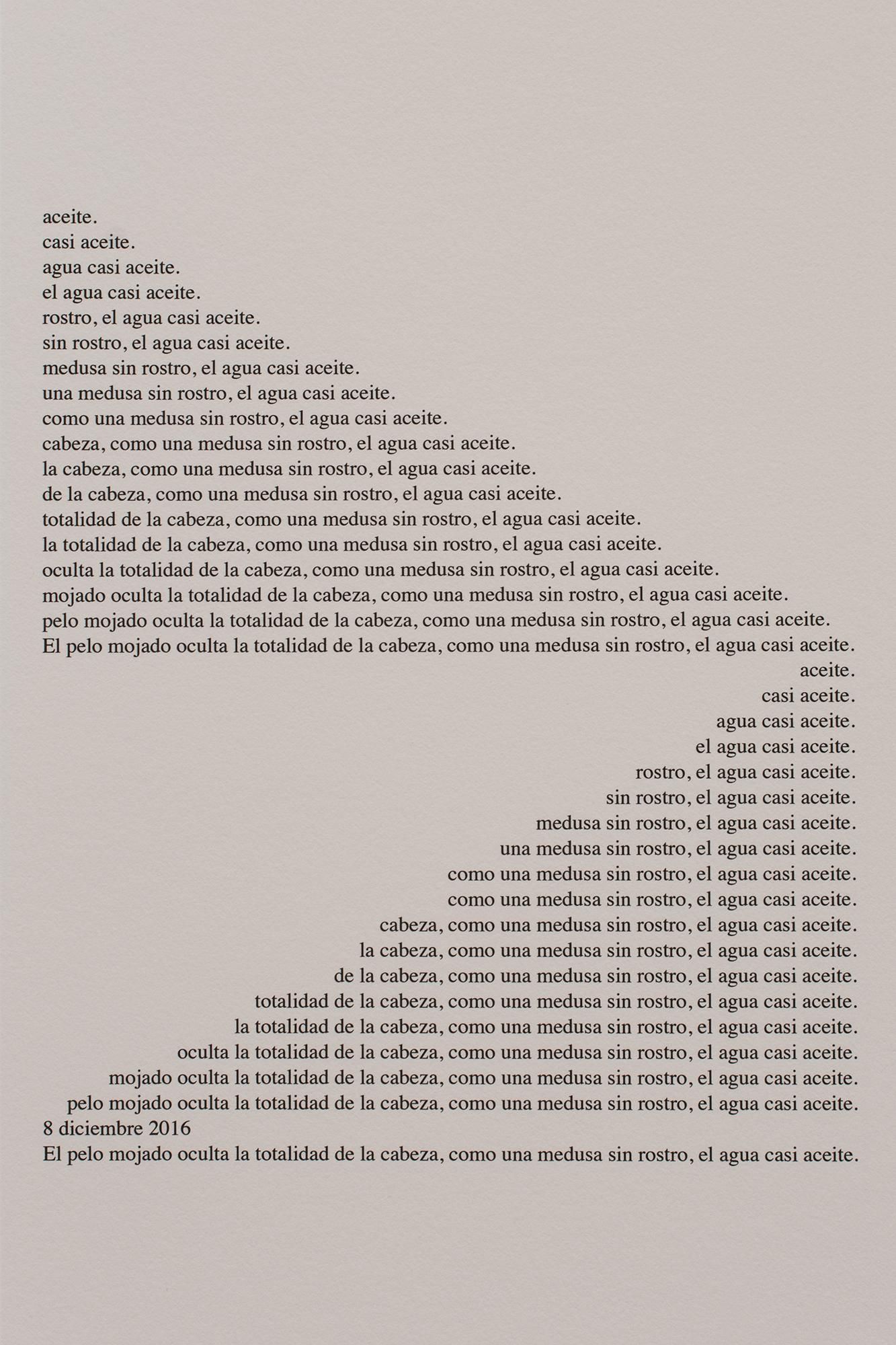 Itziar Okariz (2017) - Oscuros, como de noche