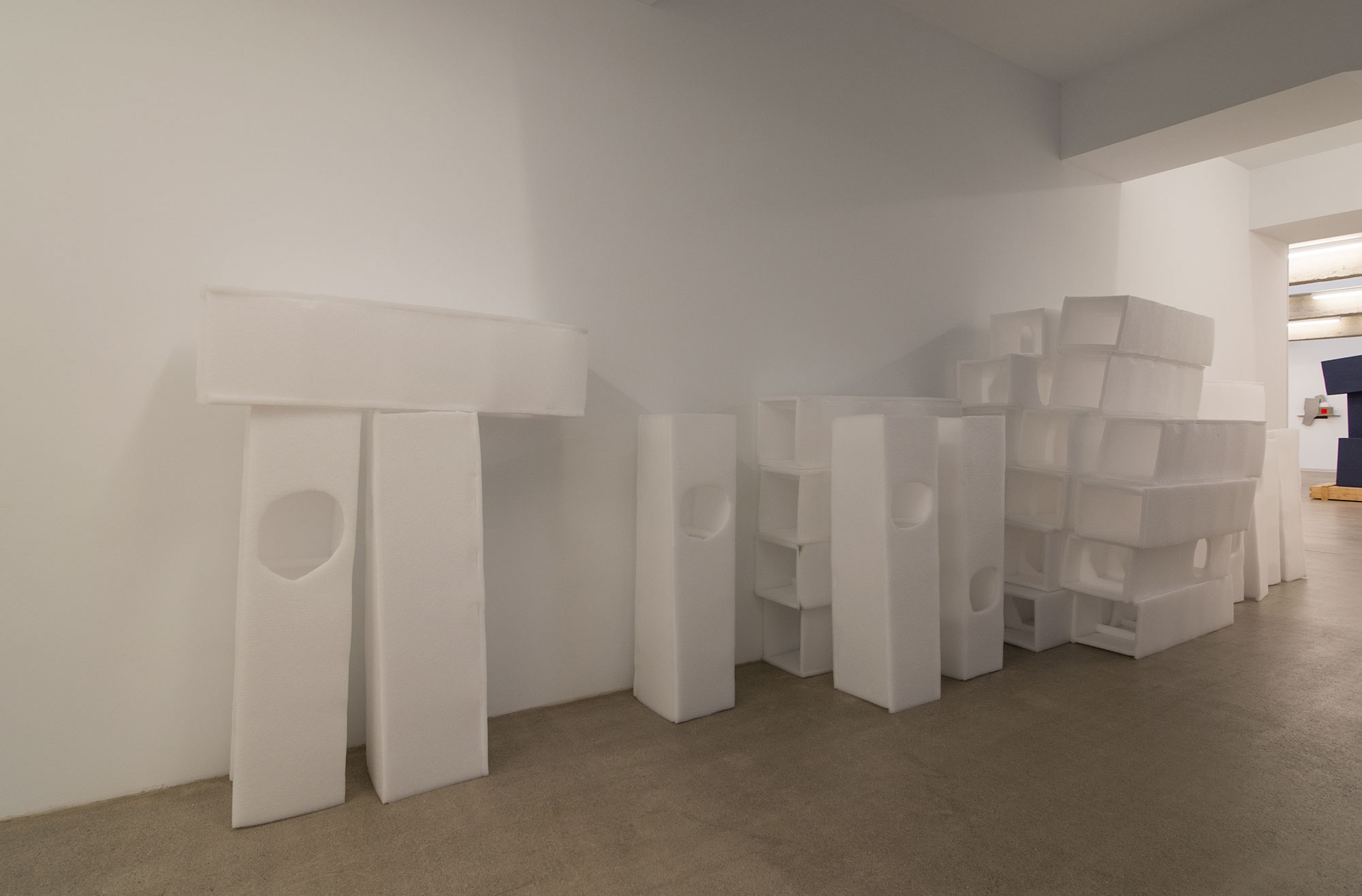 Inazio Escudero - adaptarse/moldatzea