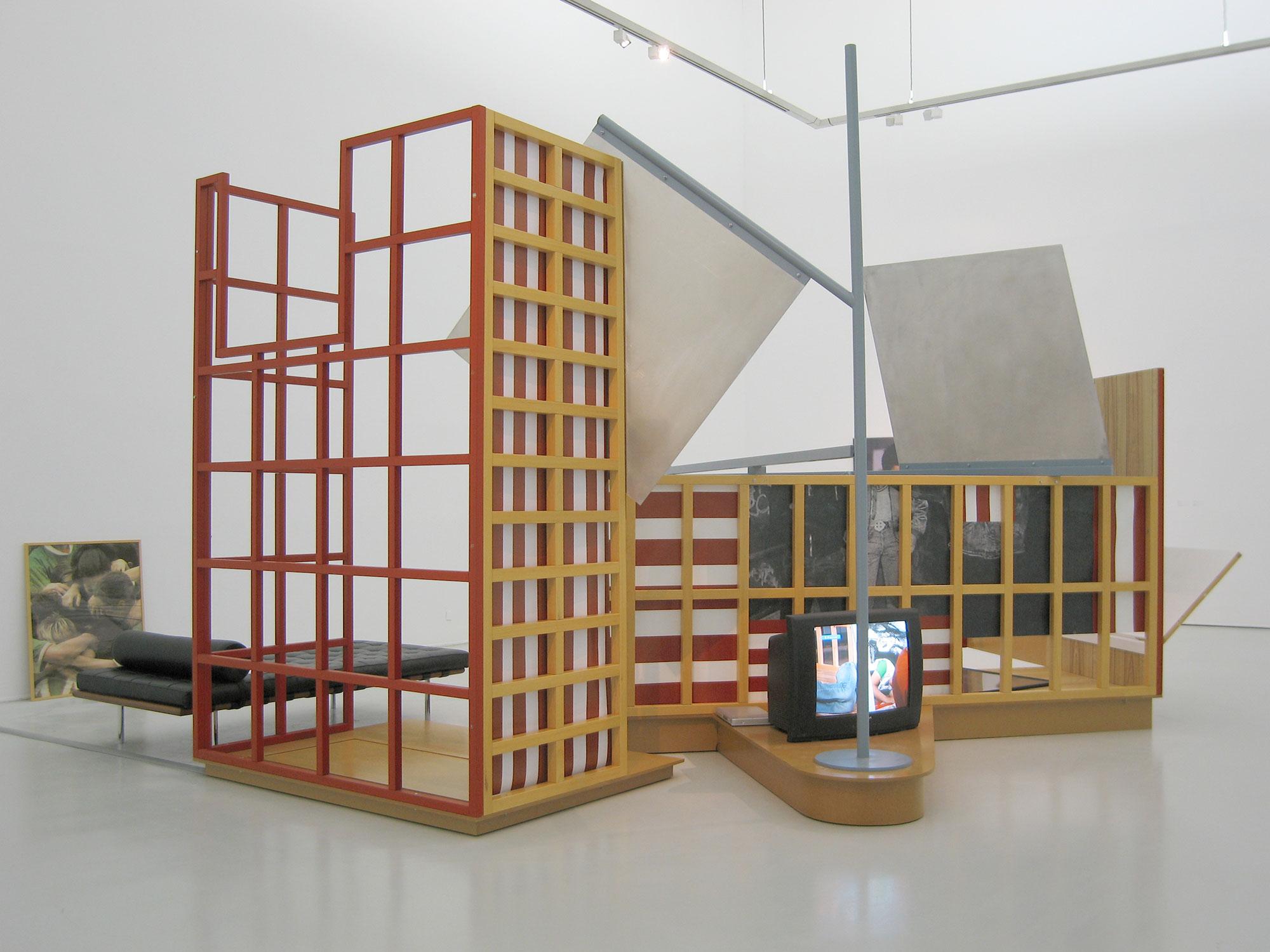 Txomin Badiola (2007) - La Forme qui pense